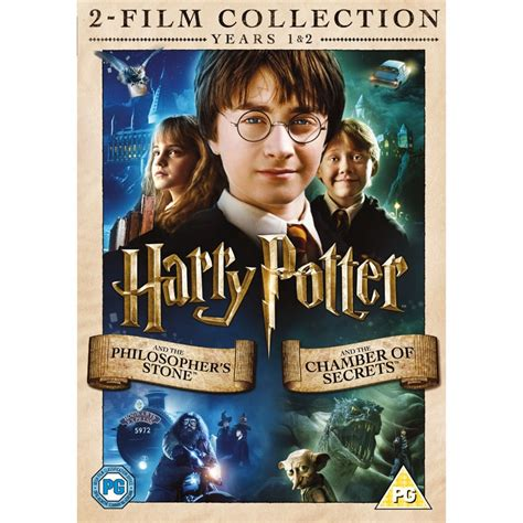 Dvd Harry Potter Collection harry potter collection years 1 2 dvd dvds b m