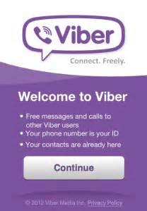 viber на андроид бесплатно