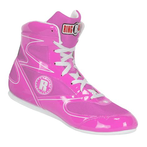new ringside pink diablo boxing mma shoes