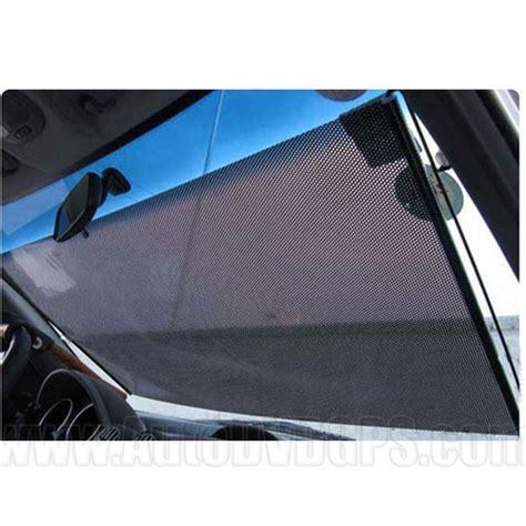 sun shade curtains for cars black auto retractable front car curtain car window