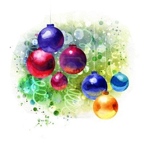 17 best images about christmas card watercolor on