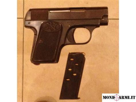 armerie a pavia pistola semiautomatica browning mod