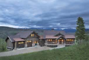 rustic ranch house in colorado opens to the mountains ranch style house plan 4 beds 2 baths 1863 sq ft plan