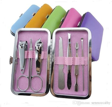 Manicure Set Souvenir manicure set nail care set nail scissors manicure tool bag