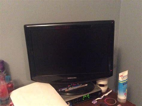 Tv Samsung Flat 20 Inch samsung 19 inch flat screen tv nex tech classifieds