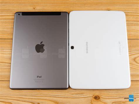 Tablet Apple 1 apple air vs samsung galaxy tab 3 10 1