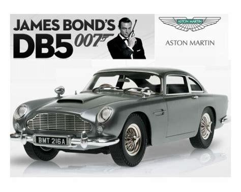 Bond Goldfinger Aston Martin 124 bond diecast distributors australia
