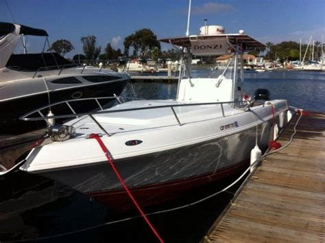 center console boats with cabin for sale 2004 donzi 29zf center console cuddy cabin for sale