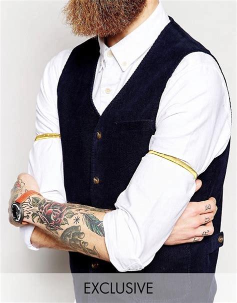 sleeve garter reclaimed vintage reclaimed vintage sleeve garters