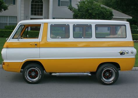 vintage dodge vans for sale 1969 dodge sportsman mjc classic cars pristine