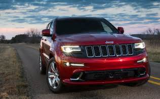 2014 jeep grand srt track drive photo gallery