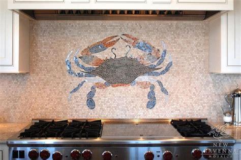 One Story House Designs 18 Gleaming Mosaic Kitchen Backsplash Designs
