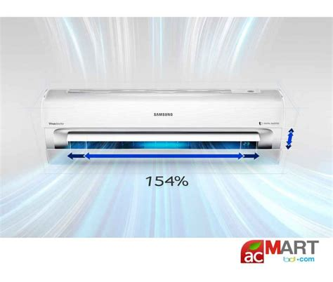 Ac Portable Samsung samsung 1 5 ton ar18j triangular inverter air conditioner