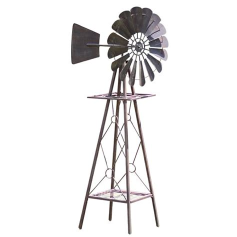 decorative windmills for homes beautiful and unique large metal sculptures for your garden