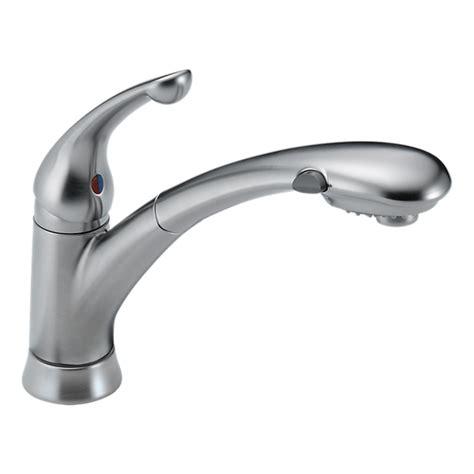 Delta 470 Faucet Repair Delta Faucet Model Sensational Design | 470 ar dst single handle pull out kitchen faucet