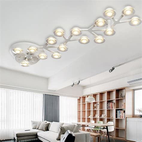 aliexpress comprar moderno techo led luces para sal 243 n