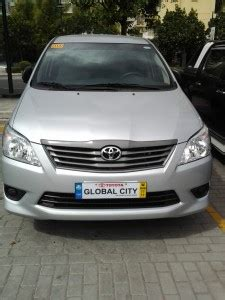 Toyota Innova 2013 Philippines 2013 Toyota Innova J Specifications Autos Weblog