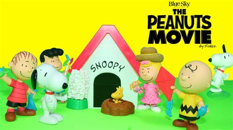 dog house the movie the peanuts movie snoopy s dog house with woodstock rescues charlie brown and sally