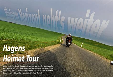 Motorradtouren Oberlausitz motorradtour hinterm horizont oberlausitz