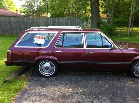 1985 ford ltd for sale in nashville illinois classified americanlisted com 1985 ford ltd station wagon forums