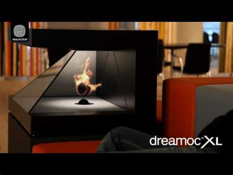 Holographic Fireplace by Holographic Siri Siri 2 0 3d Hologram Of A Japanese