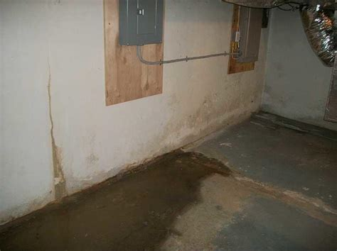 basement waterproofing delaware basement waterproofing in delaware maryland leaky