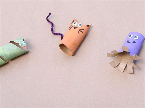 Paper Crafts For 3 Year Olds - crafts toilet paper roll animals babycenter