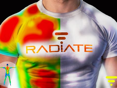 color changing clothes radiate athletics the future of sports apparel by radiate