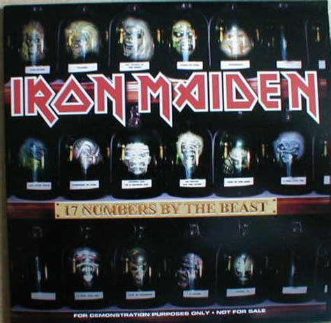 Maiden Name Search Engine Iron Maiden Lyrics 17 Numbers By The Beast