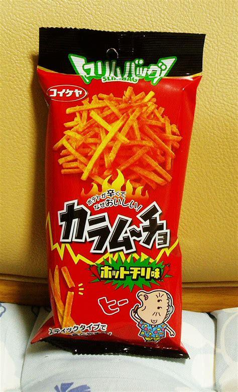 Koikeya Stick Karamucho Chili japanese snack otaku japan