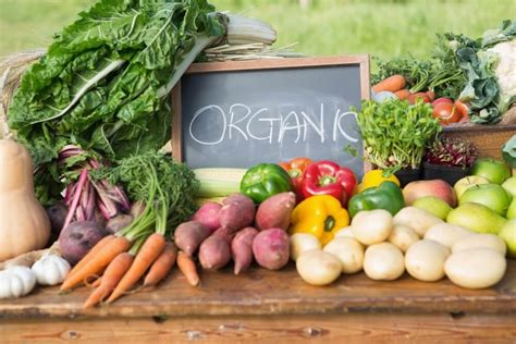 Organic Foods Have Less Pesticide Residue Than