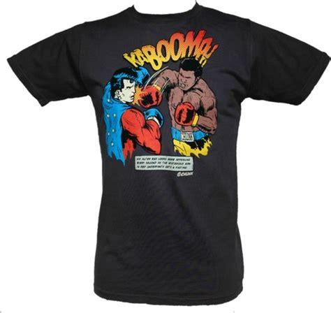 Moh Ali Vs Superman T Shirt muhammad ali
