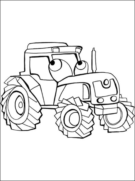 coloring pages tractor tom omalov 225 nky pro děti