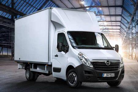 furgone cabinato opel movano listino prezzi 2019 dimensioni e consumi