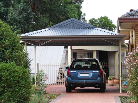 Roof For Carport by Cairns And Fnq Sheds Cardinal Metal Roofing