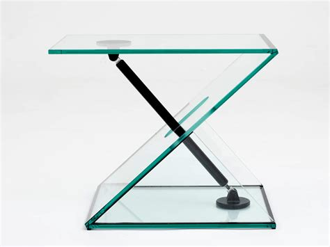 designboom grcic man machine glass furniture by konstantin grcic at galerie