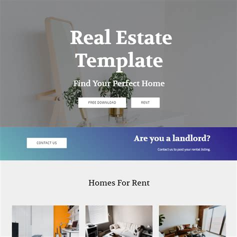 templates bootstrap real estate 40 killer free html bootstrap templates 2018