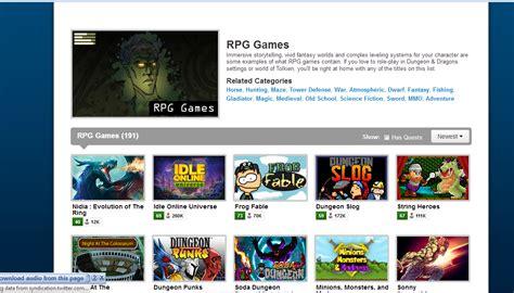 game rpg yg bisa di mod 6 website game flash keren yang bisa anda mainkan sekarang
