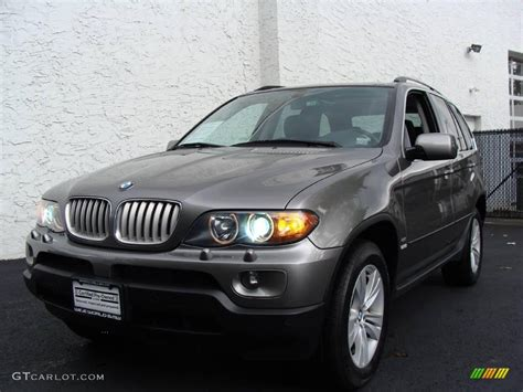 2006 sterling grey metallic bmw x5 4 4i 14781392 gtcarlot car color galleries