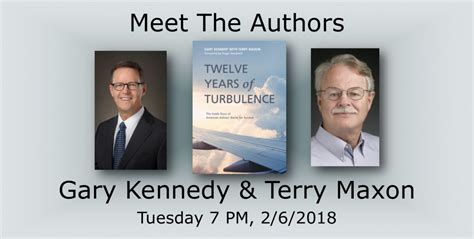 twelve years of turbulence the inside story of american airlines battle for survival books gary kennedy terry maxon to sign twelve years of