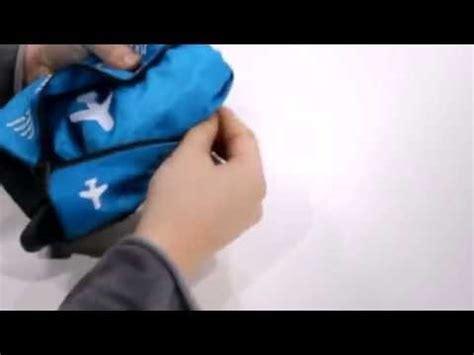 Jual Happy Flight Folding Bag Foldable Travel Bag Carry Tas how to fold happy flight folding bag