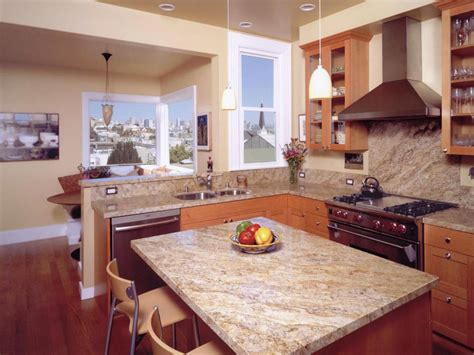 contemporary eat in kitchen island contemporary hidden spaces in your small kitchen hgtv
