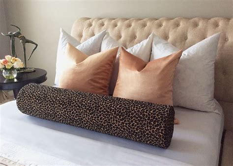 long pillows for bed long bolster pillow bolster pillow animal print bolster with
