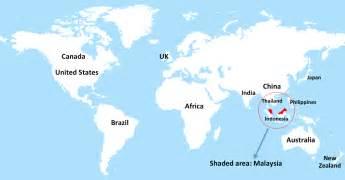 World Map Malaysia by World Map Malaysia Related Keywords Amp Suggestions World