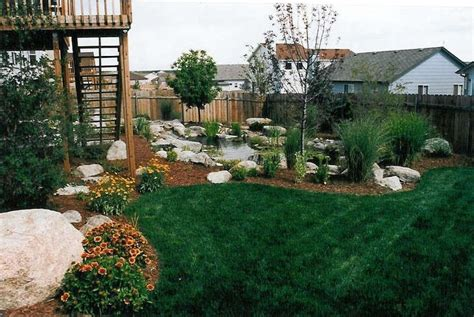 bearclaw landscaping colorado springs custom landscaping