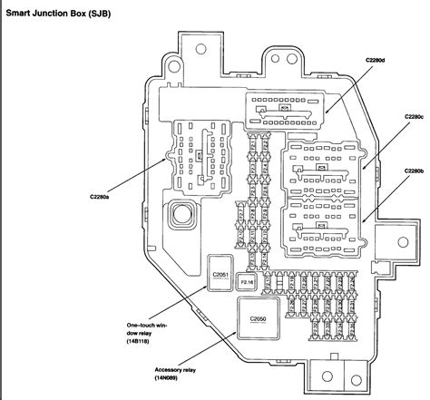 can i find a 2005 ford ranger fuse box diagram online