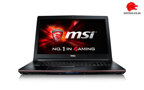 Ram Laptop Msi buy msi ge62 2qc i7 laptop deal with 128gb ssd and 16gb ram at evetech co za