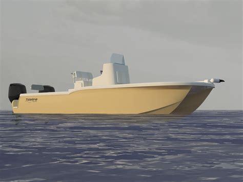 catamaran hull boats new tideline catamaran 23 bay the hull truth boating