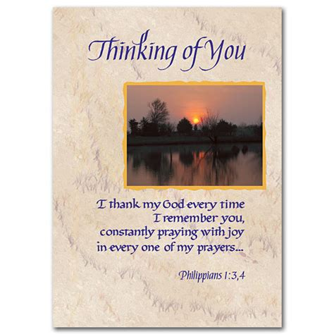 Thinking Of You Gift Card - thank you cards the printery house