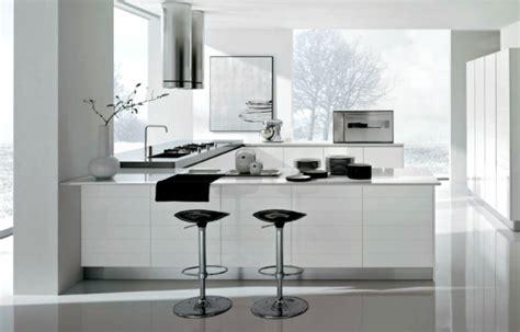 neue küchenideen 90 neue k 252 chenideen wei 223 und schwarz